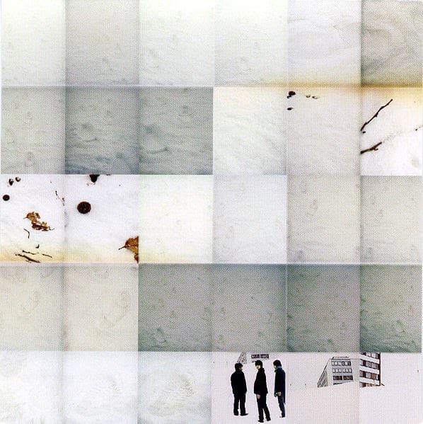 『レミオロメン - 粉雪』収録の『粉雪』ジャケット