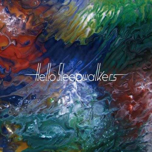 『Hello Sleepwalkers月面歩行』収録の『』ジャケット