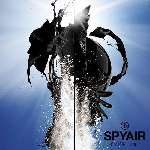 『SPYAIR - イマジネーション』収録の『イマジネーション』ジャケット