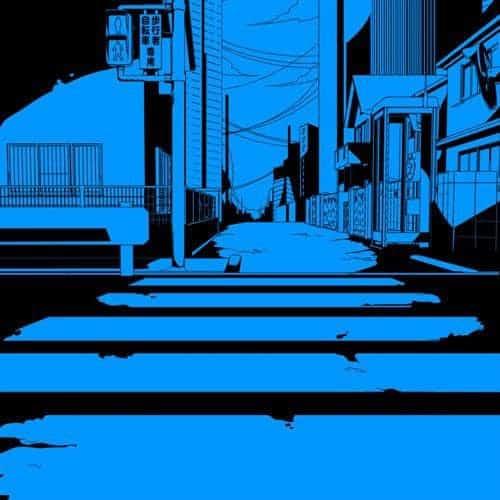 『じん ft. メイリア from GARNiDELiA - daze』収録の『daze/days』ジャケット