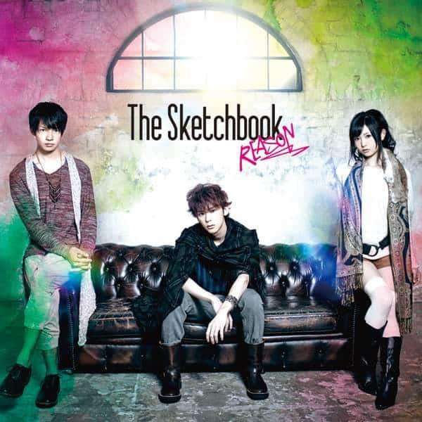 『The Sketchbook REASON 歌詞』収録の『』ジャケット