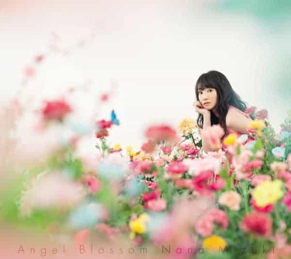 『水樹奈々 - Angel Blossom』収録の『Angel Blossom』ジャケット
