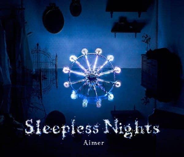 『Aimer - 笑顔』収録の『Sleepless Nights』ジャケット