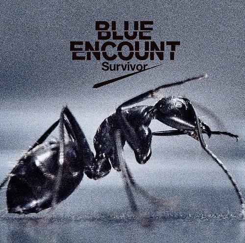 『BLUE ENCOUNT Survivor 歌詞』収録の『』ジャケット