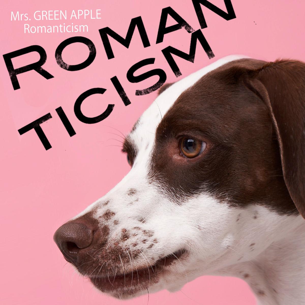 『Mrs. GREEN APPLE - How-to』収録の『ロマンチシズム』ジャケット