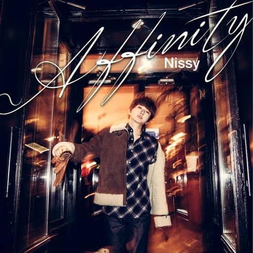 『Nissy(西島隆弘) - Affinity 歌詞』収録の『』ジャケット