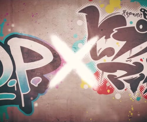 『Buster Bros!!!&KING OF PRISM Street UnitEZ DO RAP & ヒプノシスマイク-Street Rap Battle- Squash The Beef』収録の『』ジャケット