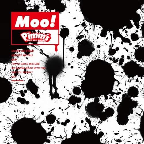 『Pimm'sMoo!』収録の『Moo!』ジャケット