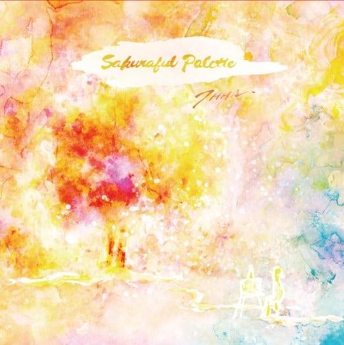 『トップハムハット狂 - Sakuraful Palette』収録の『Sakuraful Palette』ジャケット