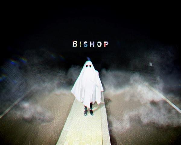 『YUUKI MIYAKE - BISHOP 歌詞』収録の『BISHOP』ジャケット