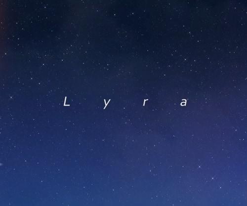 『*Luna & Liz. & Guiano & tamaライラ』収録の『ライラ』ジャケット