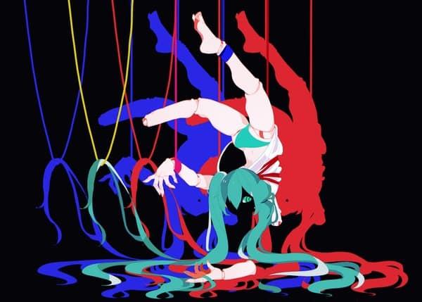 『Noz.パペットダンス』収録の『パペットダンス』ジャケット