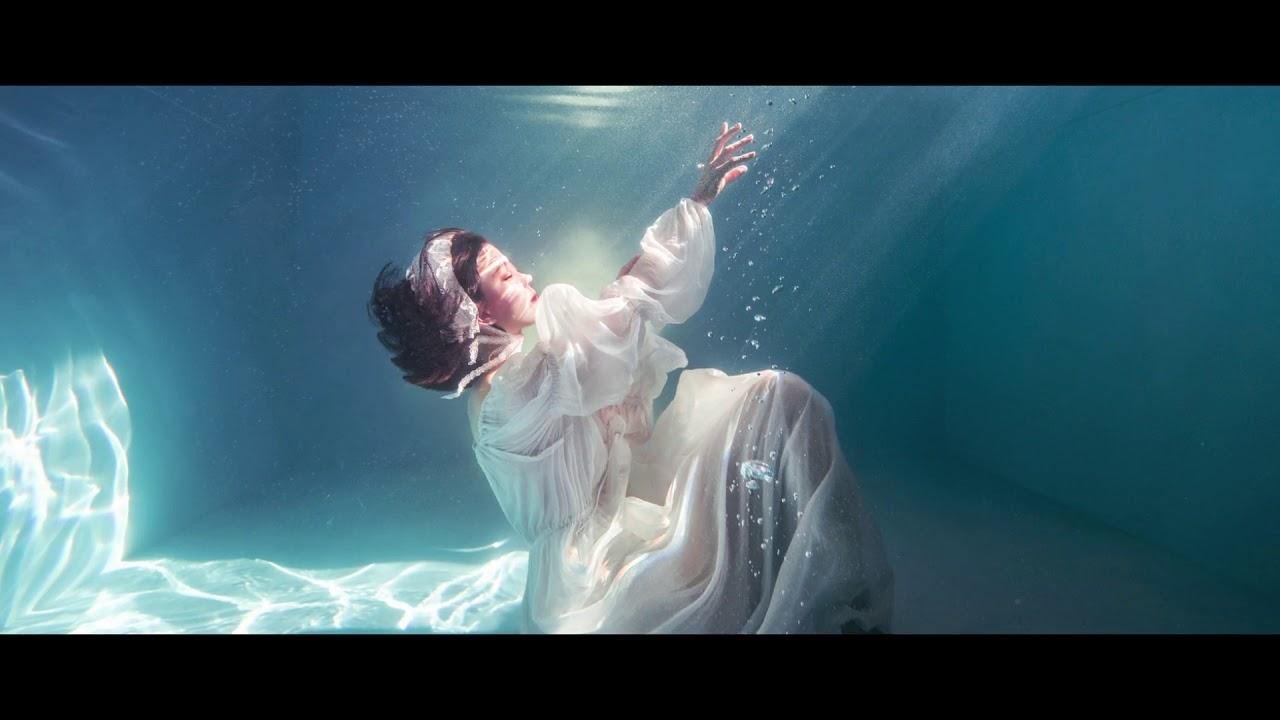 『堂村璃羽 - 深海天国』収録の『深海天国』ジャケット