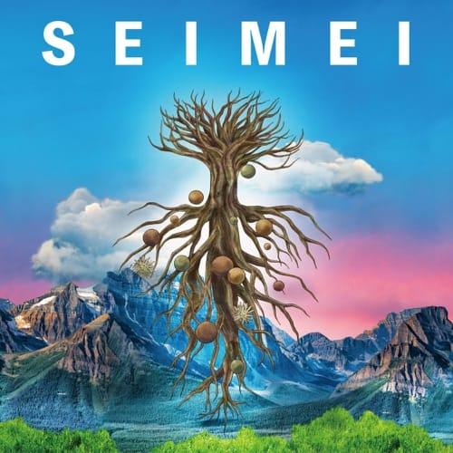 『ゆずSEIMEI』収録の『SEIMEI』ジャケット