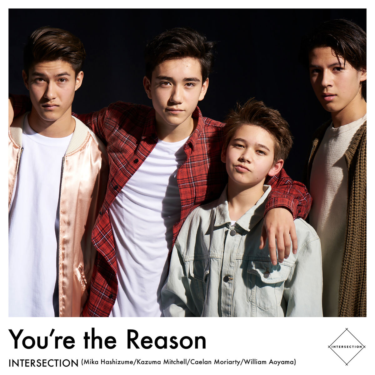 『You're the Reason』収録の『You're the Reason』ジャケット