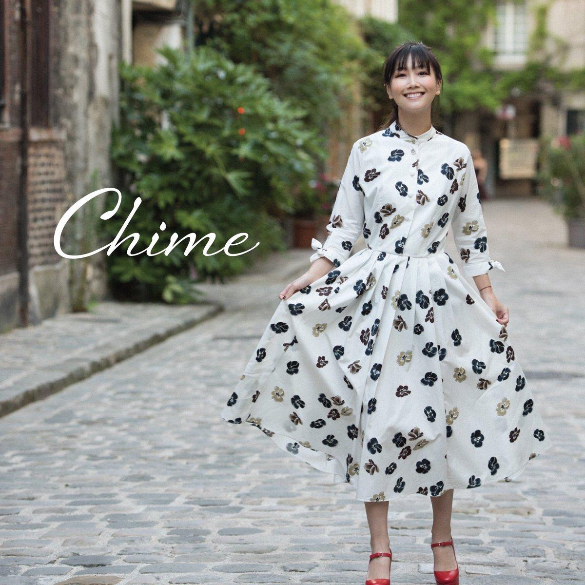 『大塚愛 - Chime』収録の『Chime』ジャケット