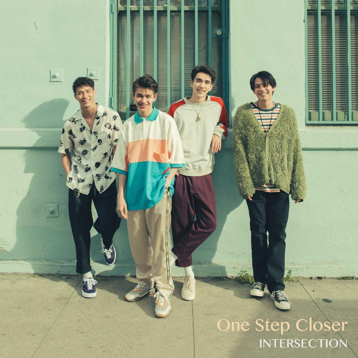 『One Step Closer』収録の『One Step Closer』ジャケット