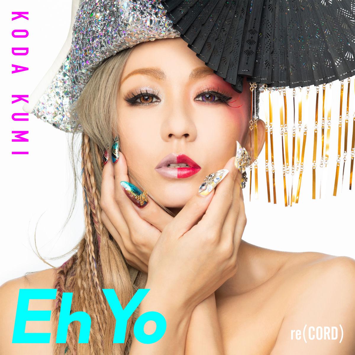 『倖田來未 - Eh Yo』収録の『Eh Yo』ジャケット