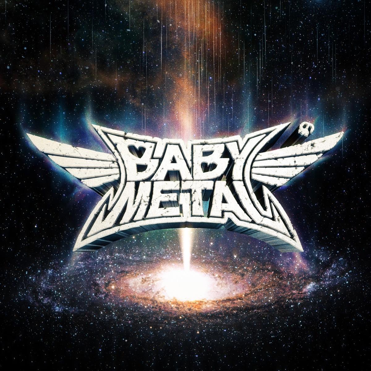『BABYMETAL - FUTURE METAL』収録の『METAL GALAXY』ジャケット