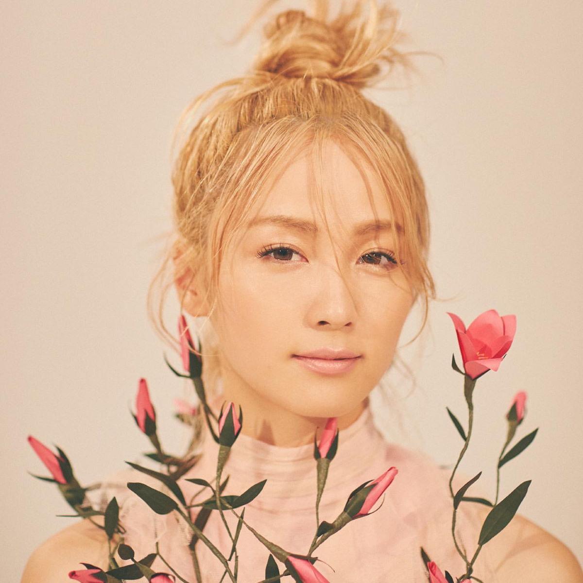 『Dream Ami恋のつぼみ』収録の『恋のつぼみ』ジャケット