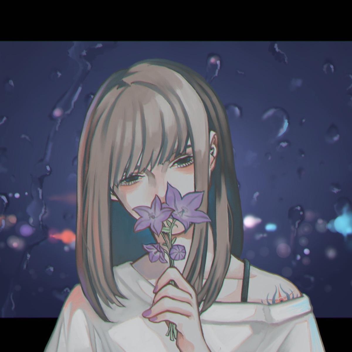 『堂村璃羽 - かたおもい』収録の『かたおもい - EP』ジャケット