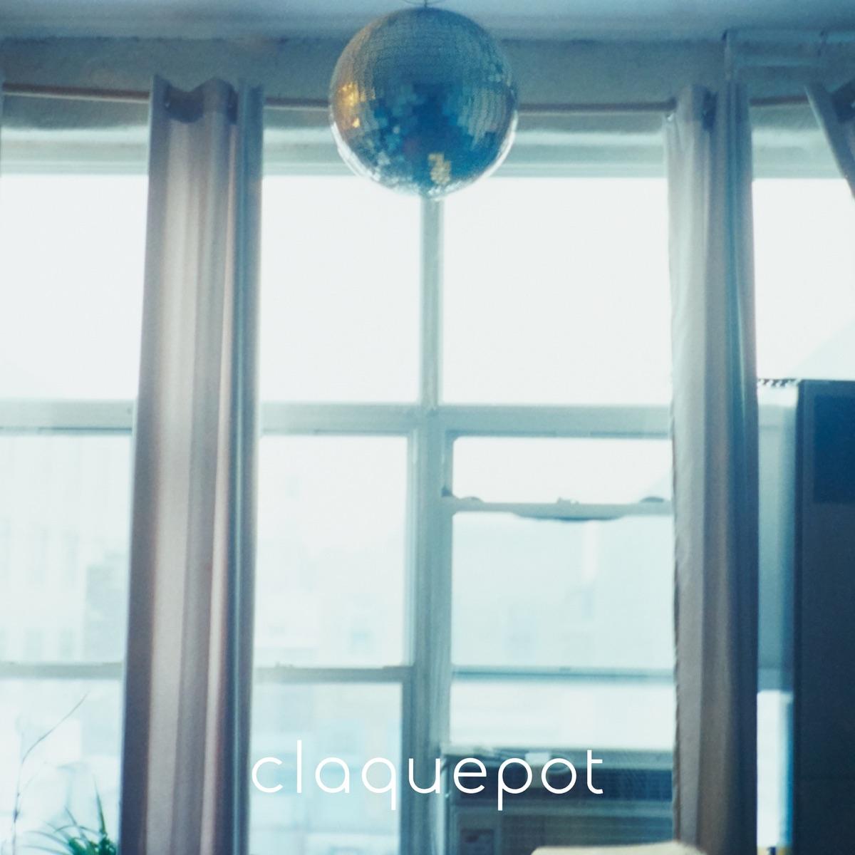 『claquepot choreo 歌詞』収録の『choreo』ジャケット