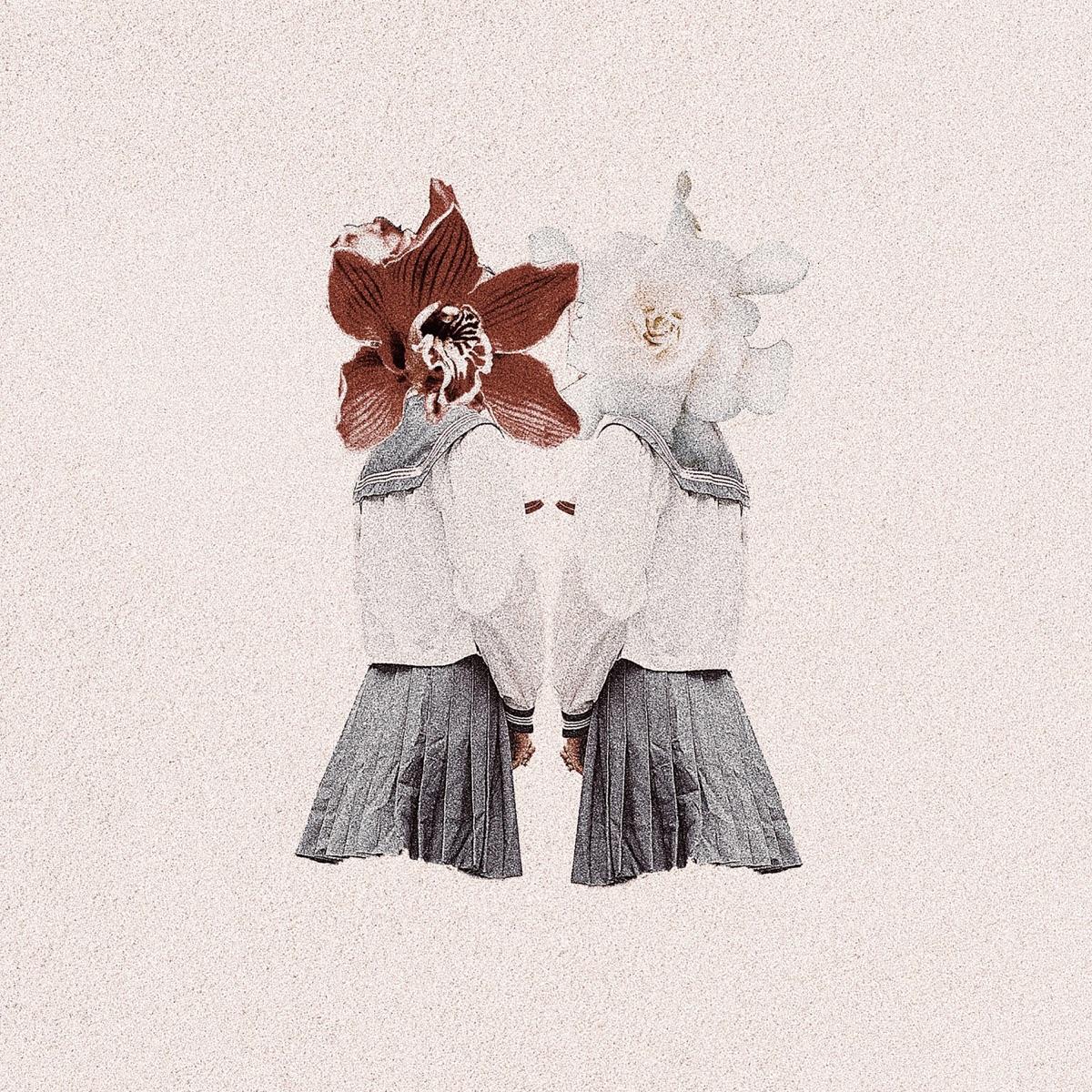 『笹川真生 - 三文芝居』収録の『あたらしいからだ』ジャケット
