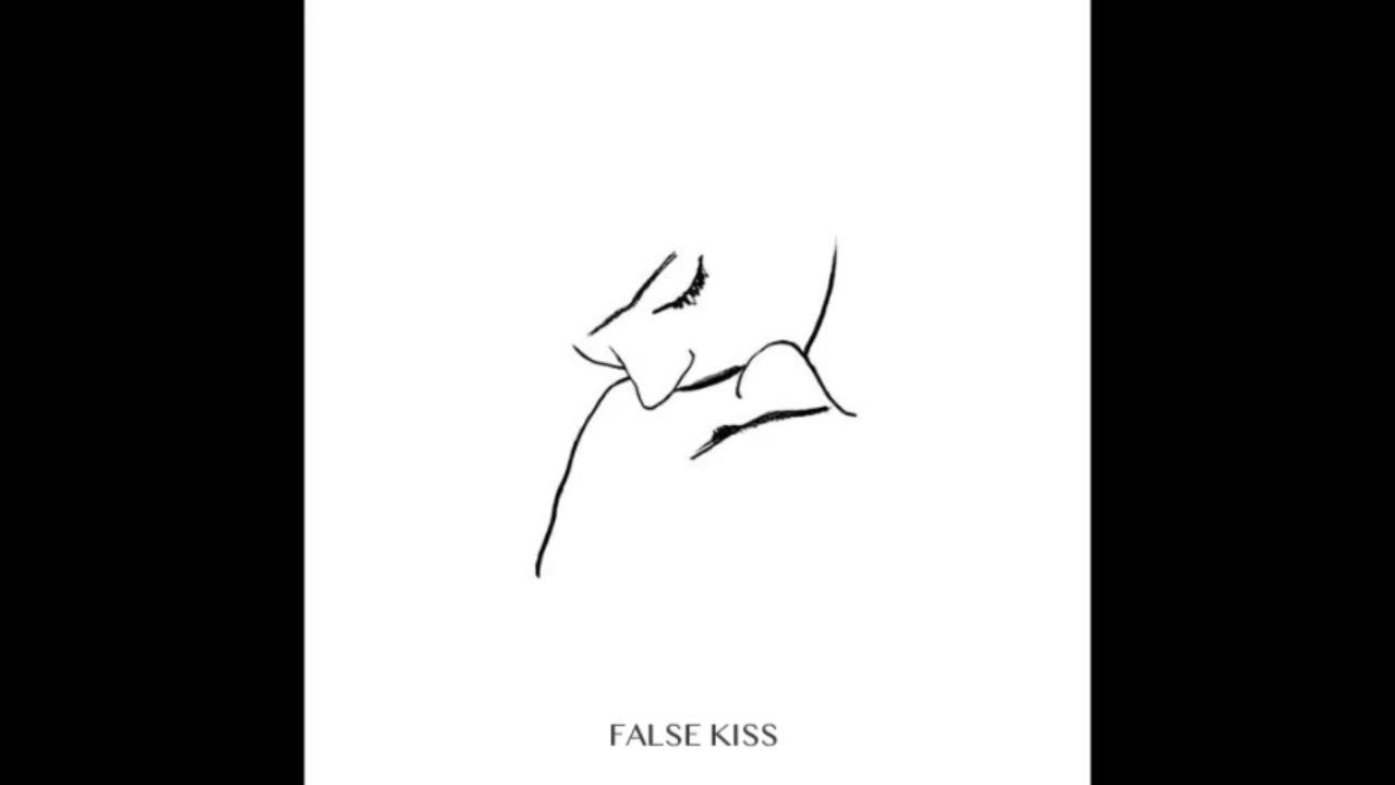 『堂村璃羽FALSE KISS』収録の『FALSE KISS』ジャケット