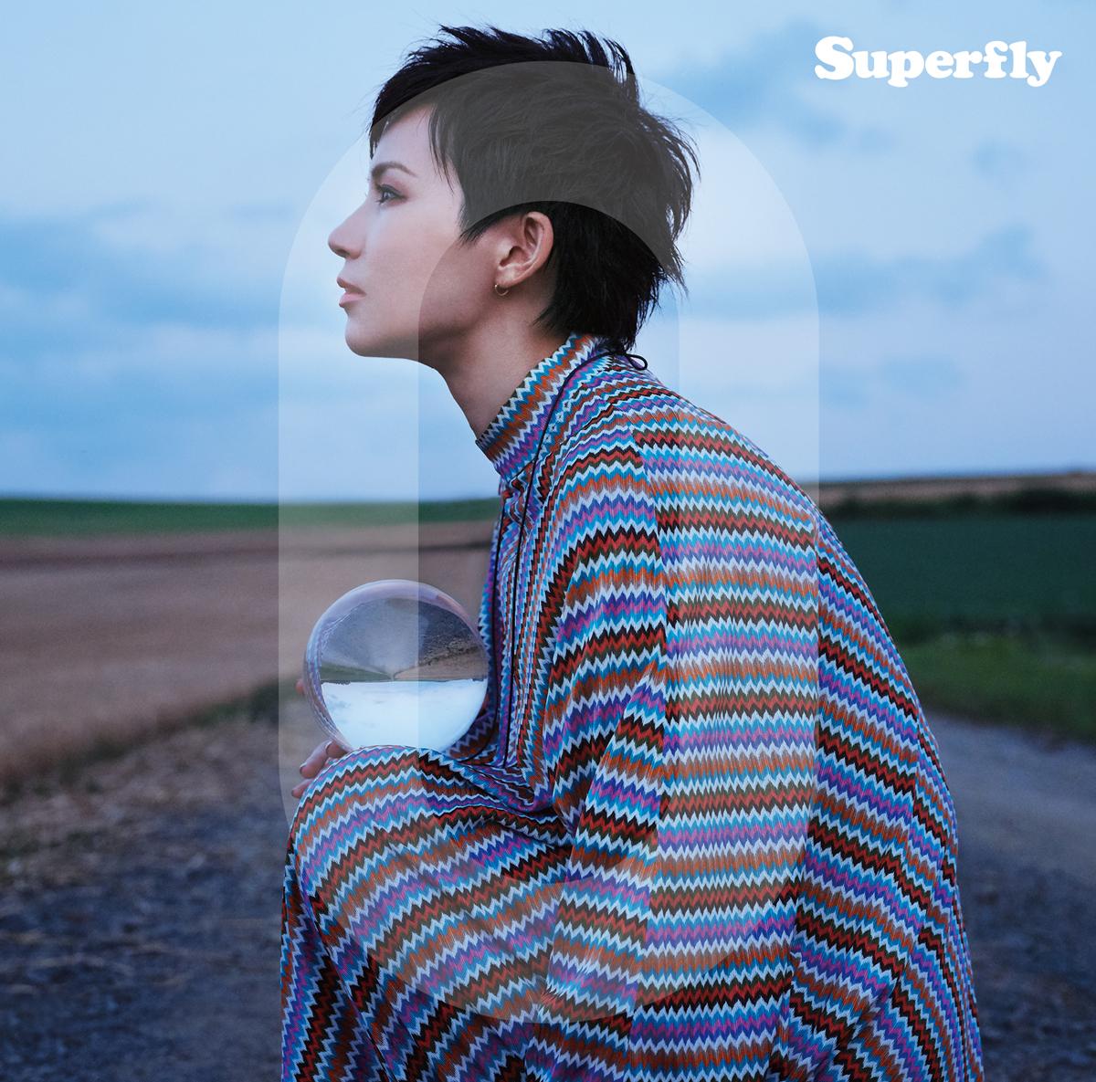 『SuperflyLilyの祈り』収録の『』ジャケット