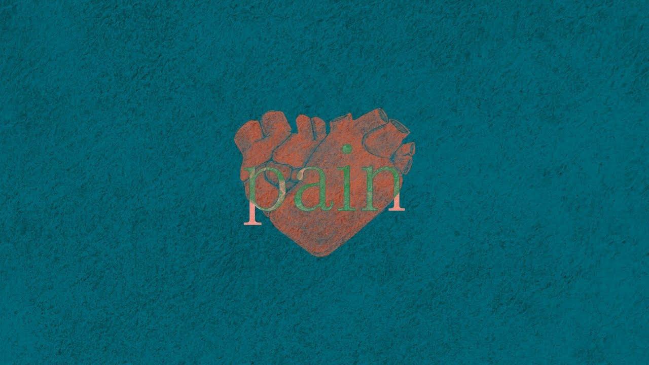 『Vaundy - pain』収録の『pain』ジャケット