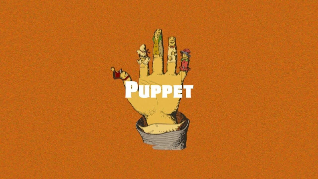 『さなり - Puppet』収録の『Puppet』ジャケット
