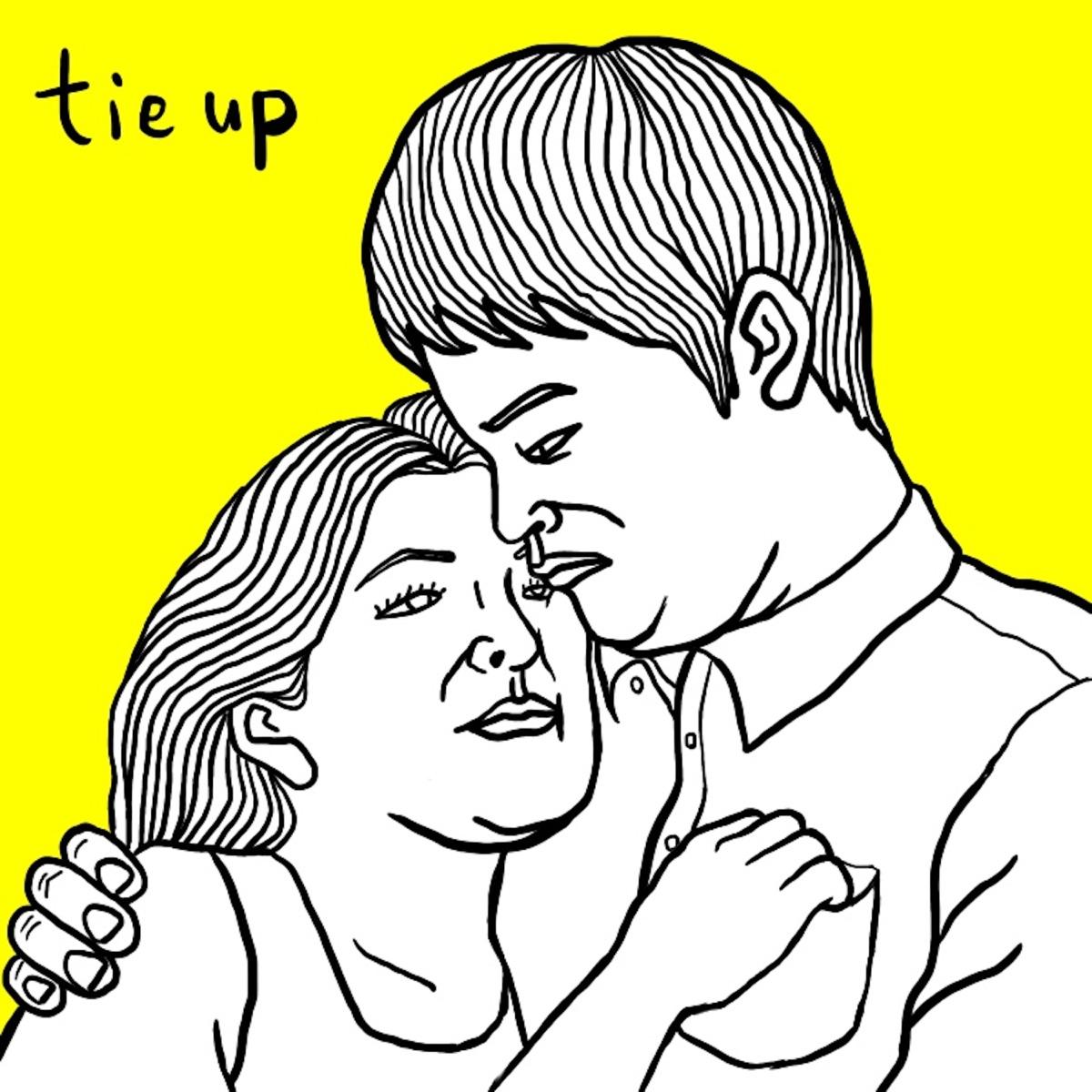 『バカリズムとTie up(フジファブリズム)』収録の『Tie up(フジファブリズム)』ジャケット