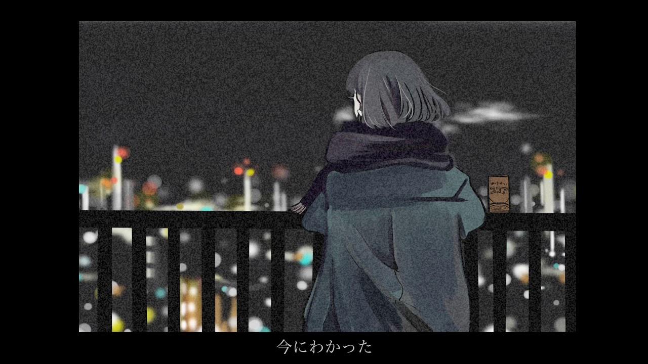 『堂村璃羽LONELY NIGHT』収録の『LONELY NIGHT』ジャケット