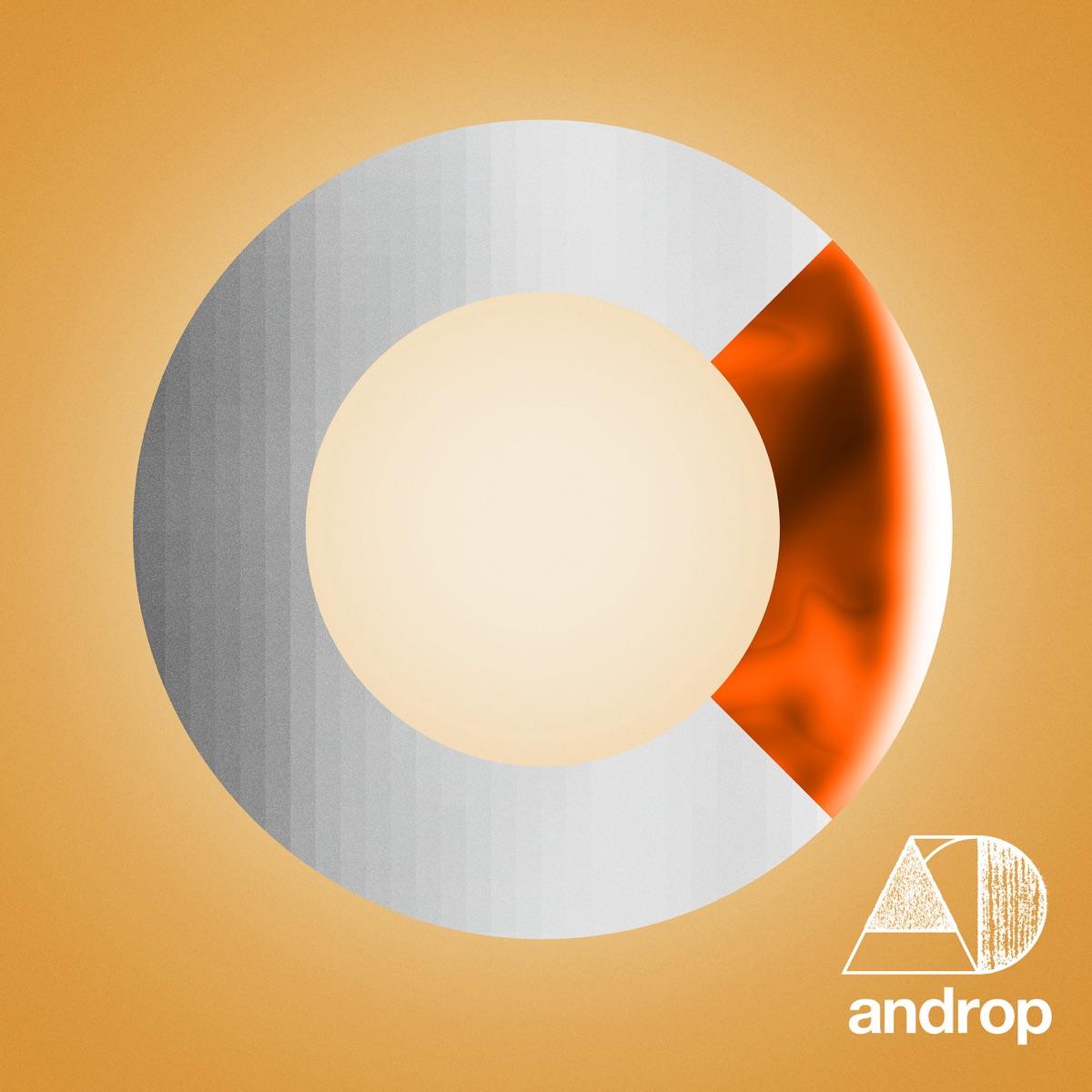 『androp - C』収録の『C』ジャケット