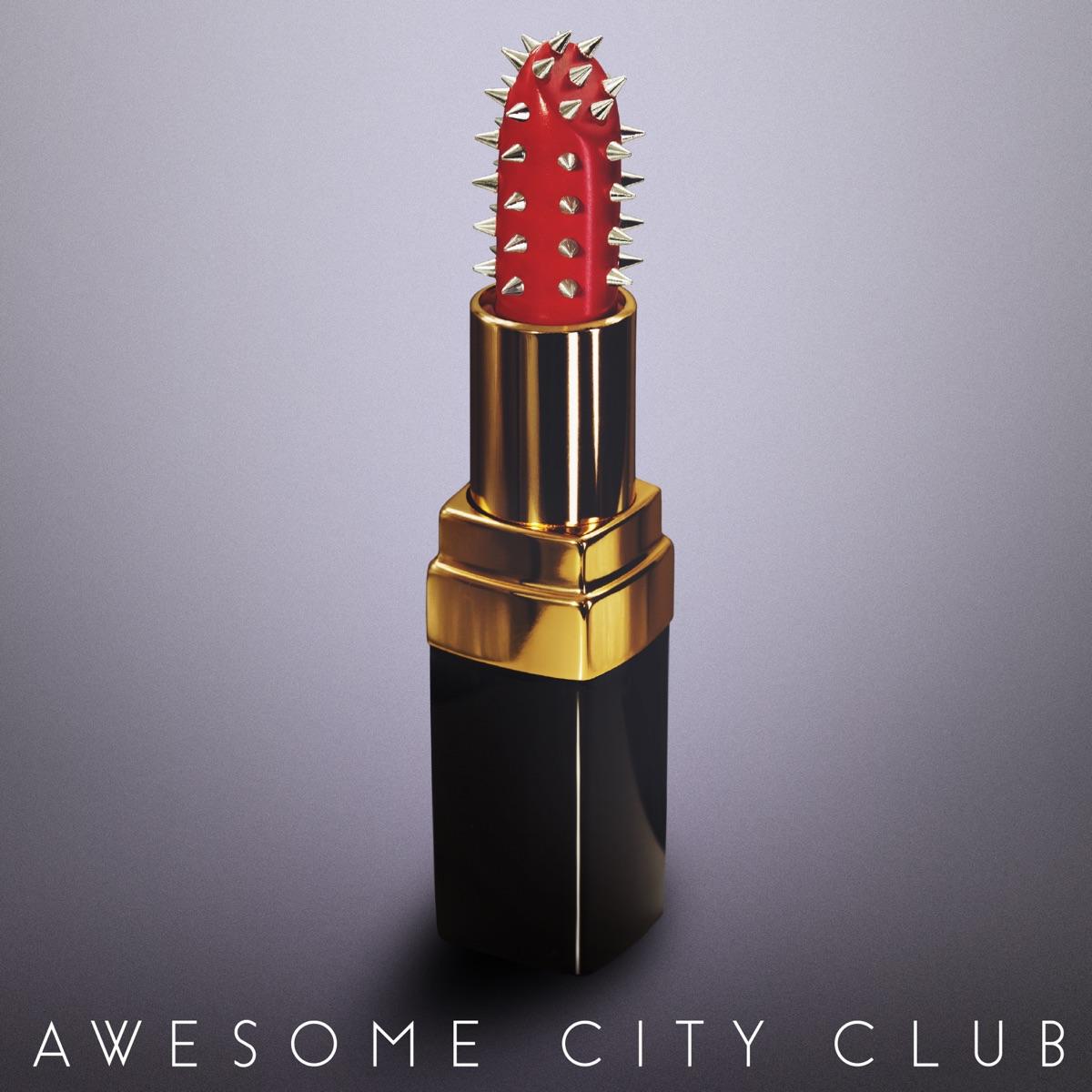 『Awesome City Club - アンビバレンス 歌詞』収録の『アンビバレンス』ジャケット