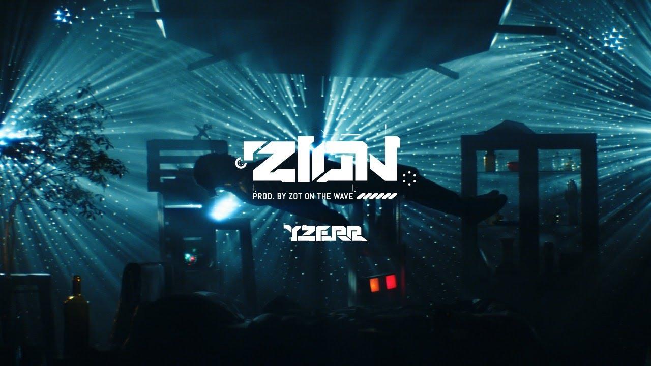 『YZERRZION』収録の『ZION』ジャケット