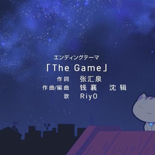 『RiyO - The Game』収録の『The Game』ジャケット