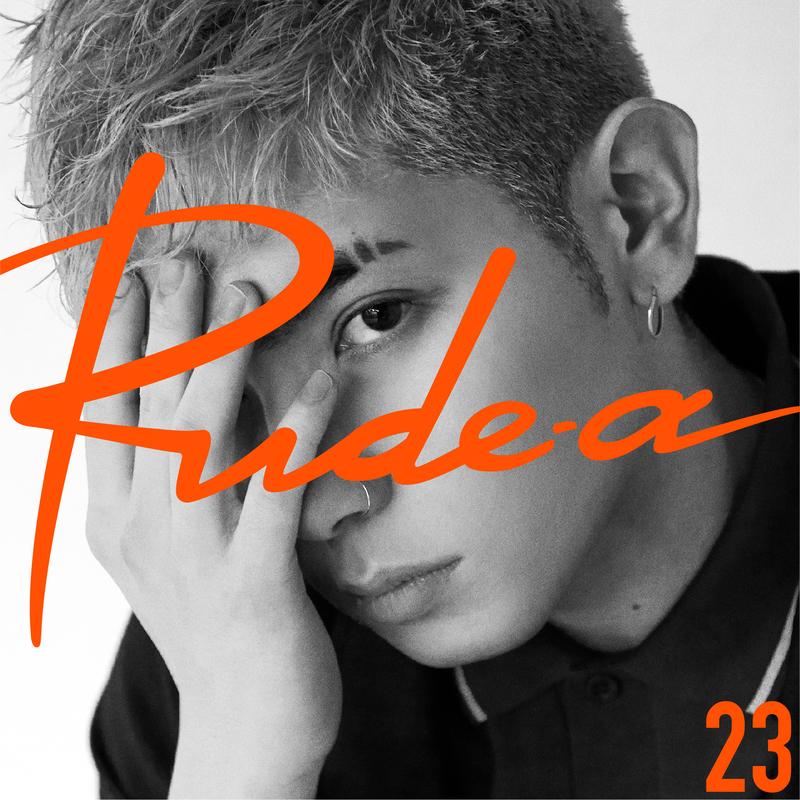 『Rude-α - 会えない夜』収録の『23』ジャケット