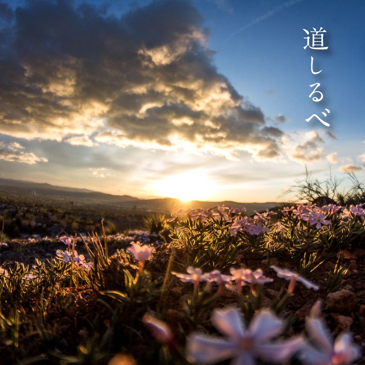 『絢香 - 道しるべ』収録の『道しるべ』ジャケット