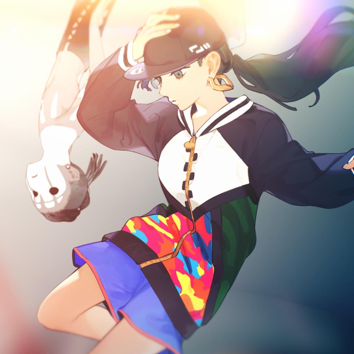 『FUZI × Neru - 0ptimi2er (feat. Luschka & Mas Kimura)』収録の『0ptimi2er (feat. Luschka & Mas Kimura)』ジャケット