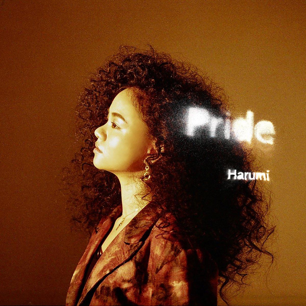 『遥海 - Hearts Don't Lie』収録の『Pride』ジャケット