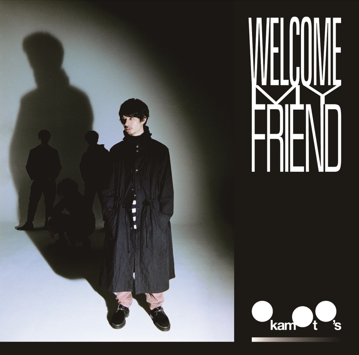 Cover image of『OKAMOTO'SWelcome My Friend』from the Album『』