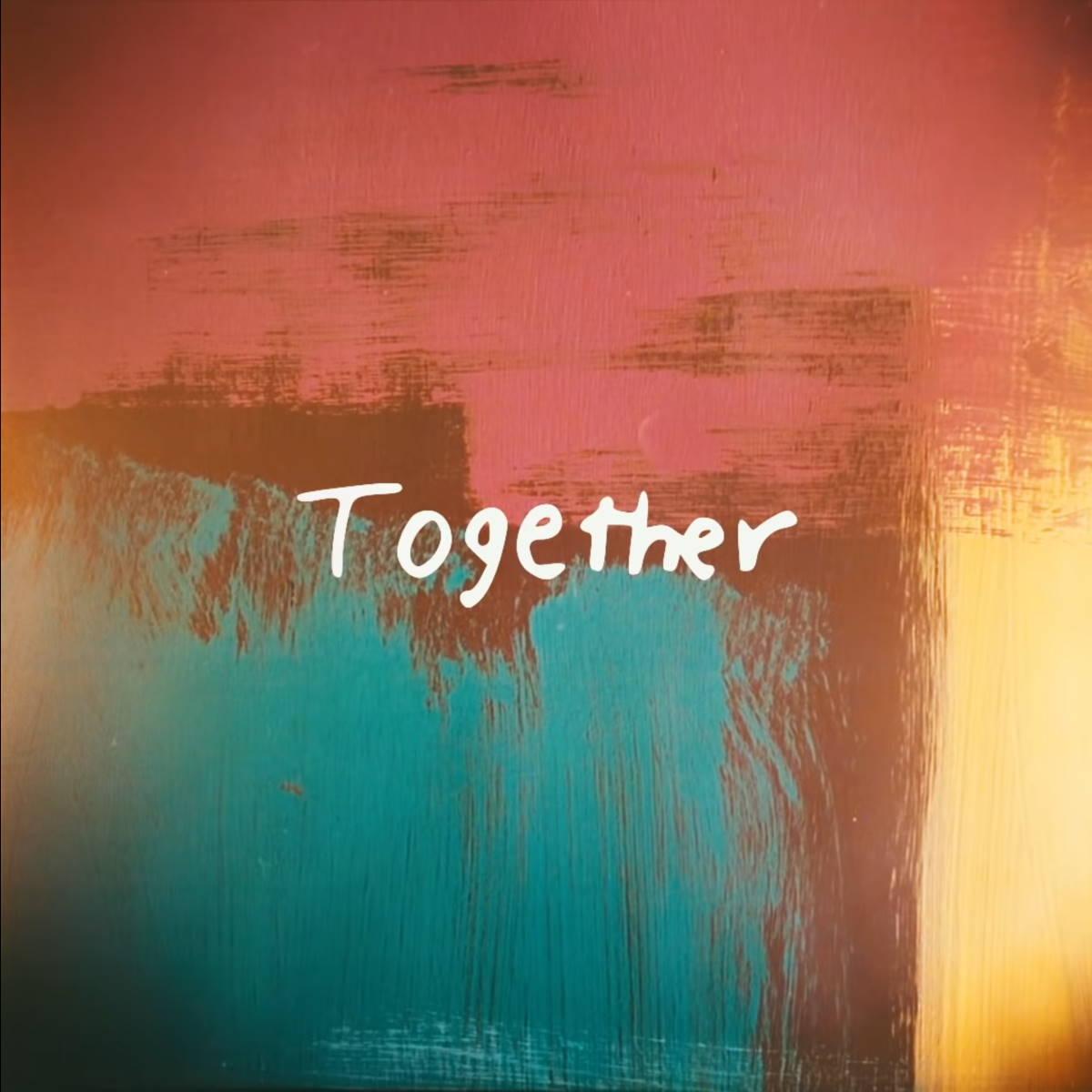 『SuperflyTogether』収録の『Together』ジャケット