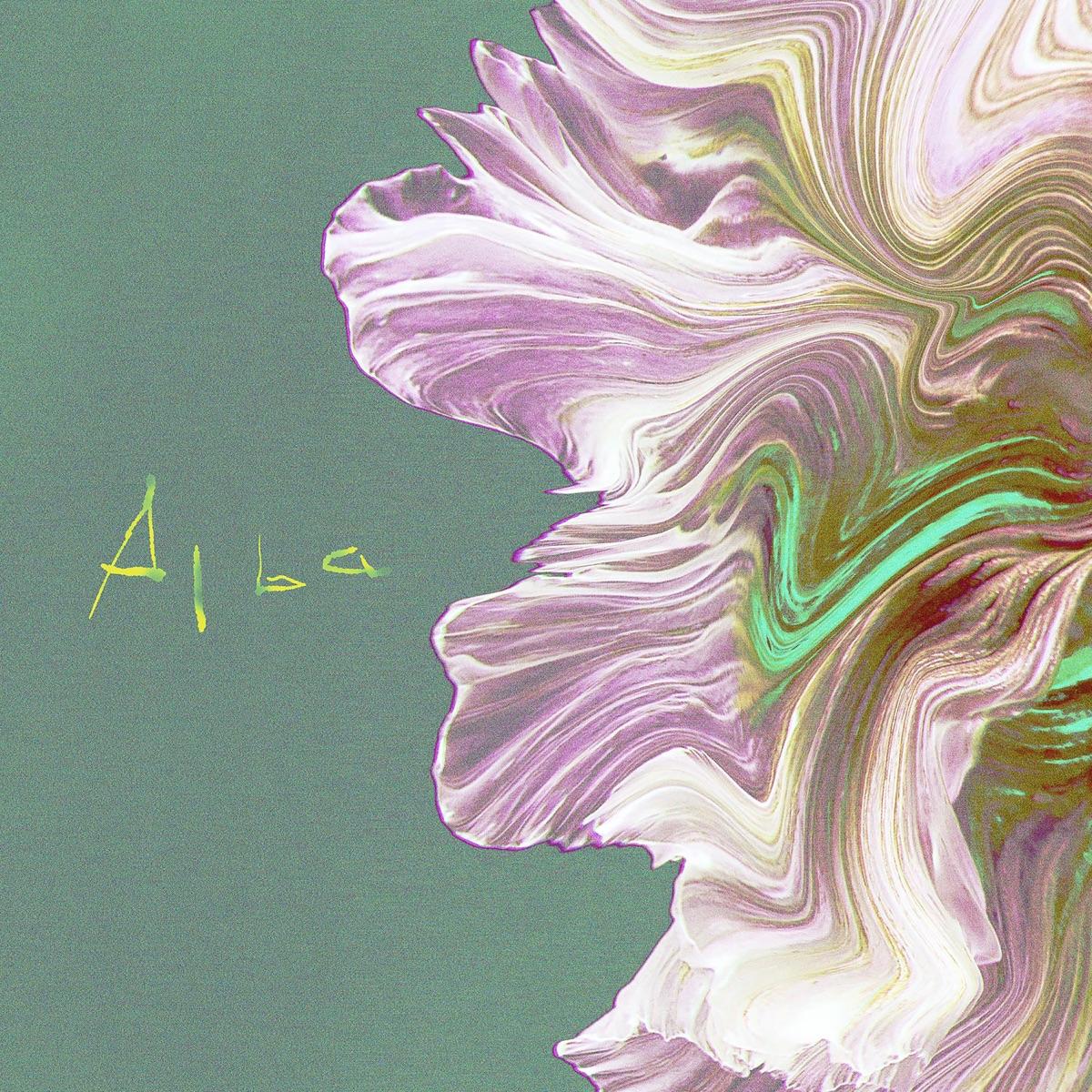 『須田景凪 - Alba 歌詞』収録の『Alba』ジャケット