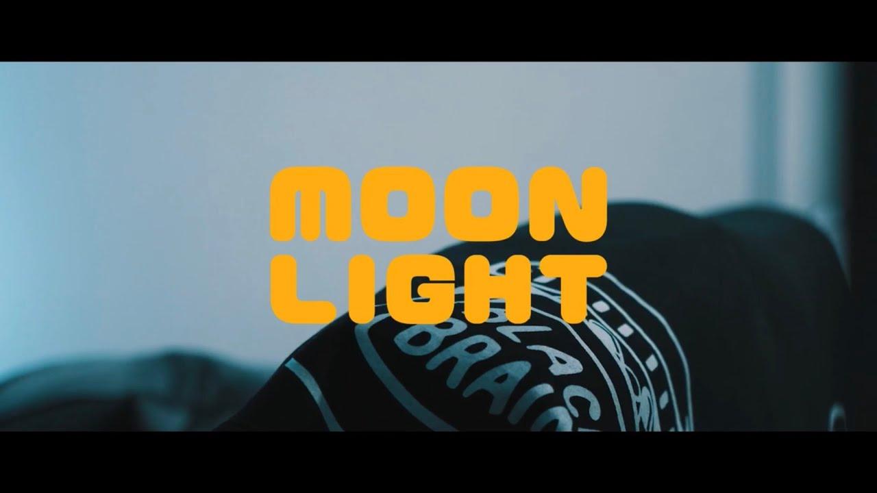 『堂村璃羽 MOON LIGHT 歌詞』収録の『MOON LIGHT』ジャケット