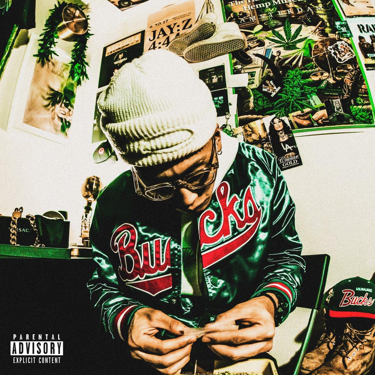 『¥ellow Bucks - Balls Out feat. MIYACHI, Shurkn Pap』収録の『Jungle』ジャケット
