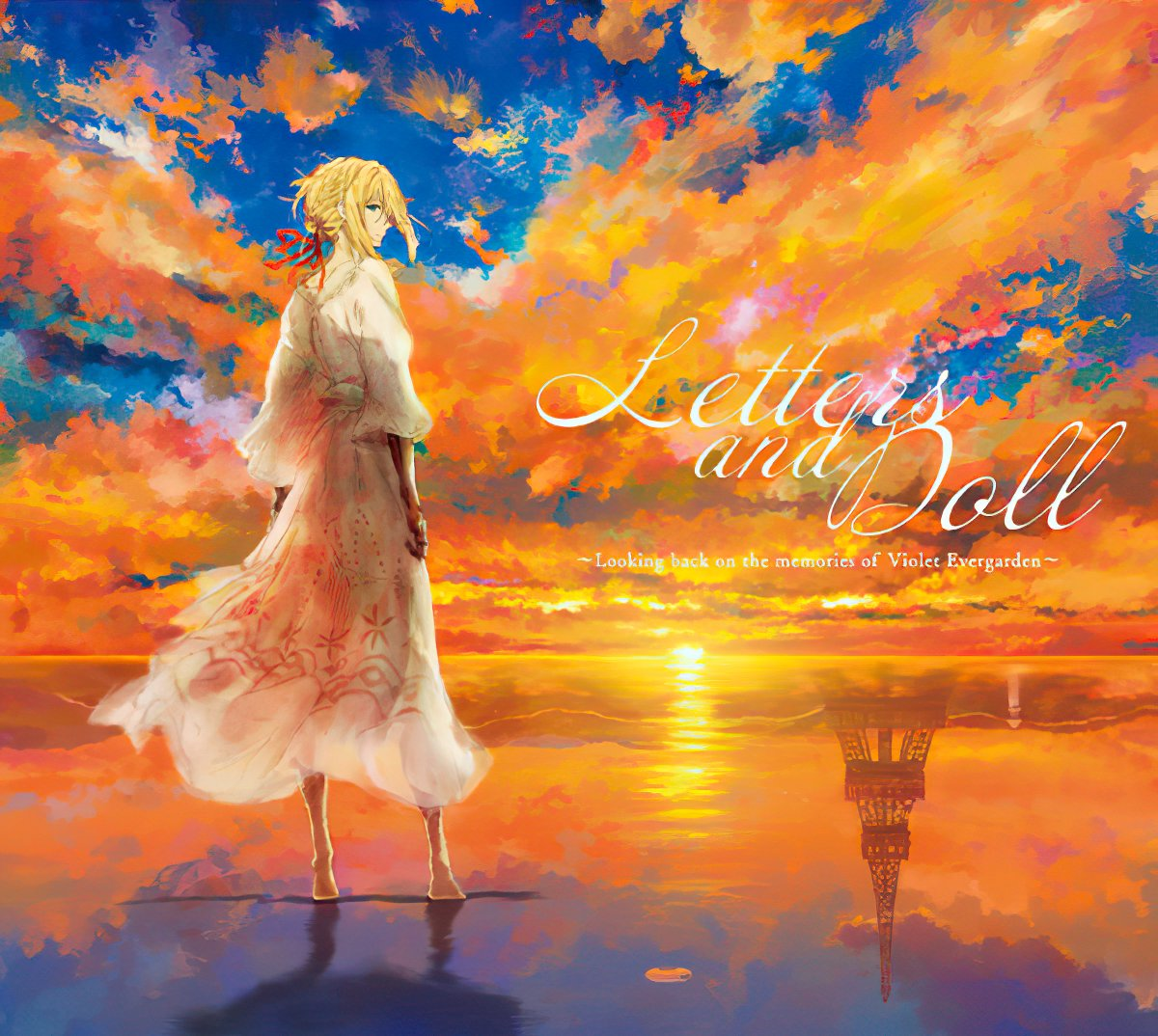 Cover image of『Yui Ishikawa (Violet Evergarden)Colored Memories』from the Album『』