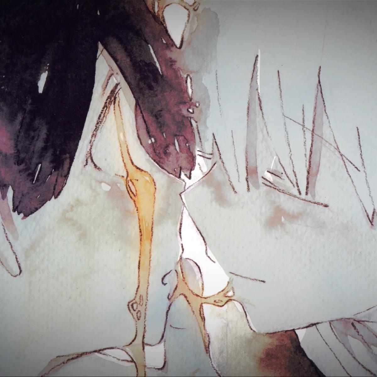 『一二三 - 蜜を嗜む』収録の『蜜を嗜む』ジャケット