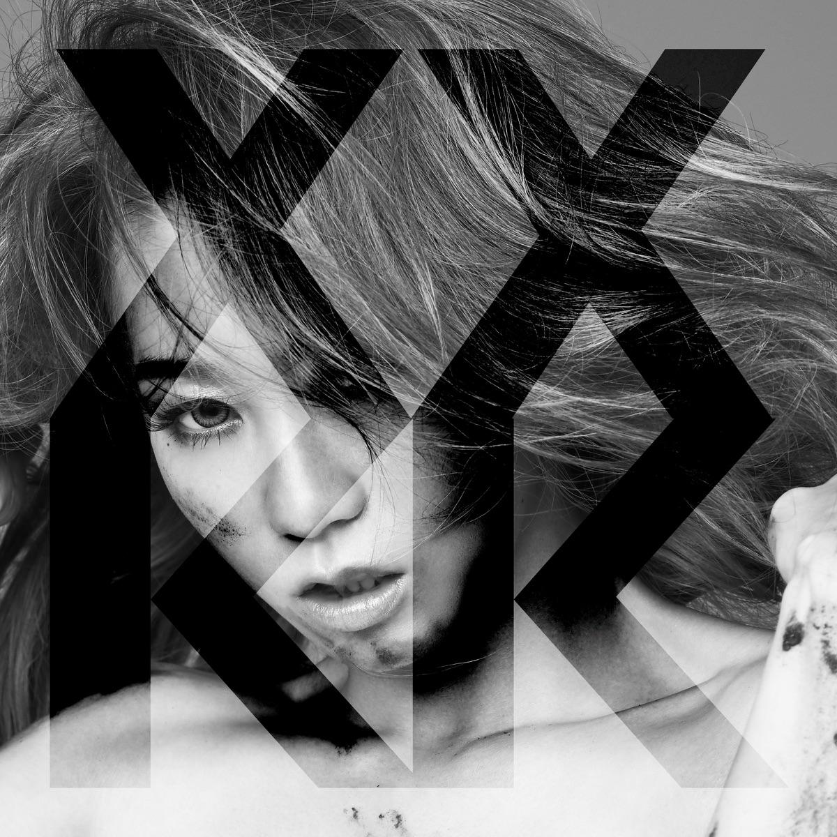 『倖田來未 - XXKK』収録の『XXKK』ジャケット