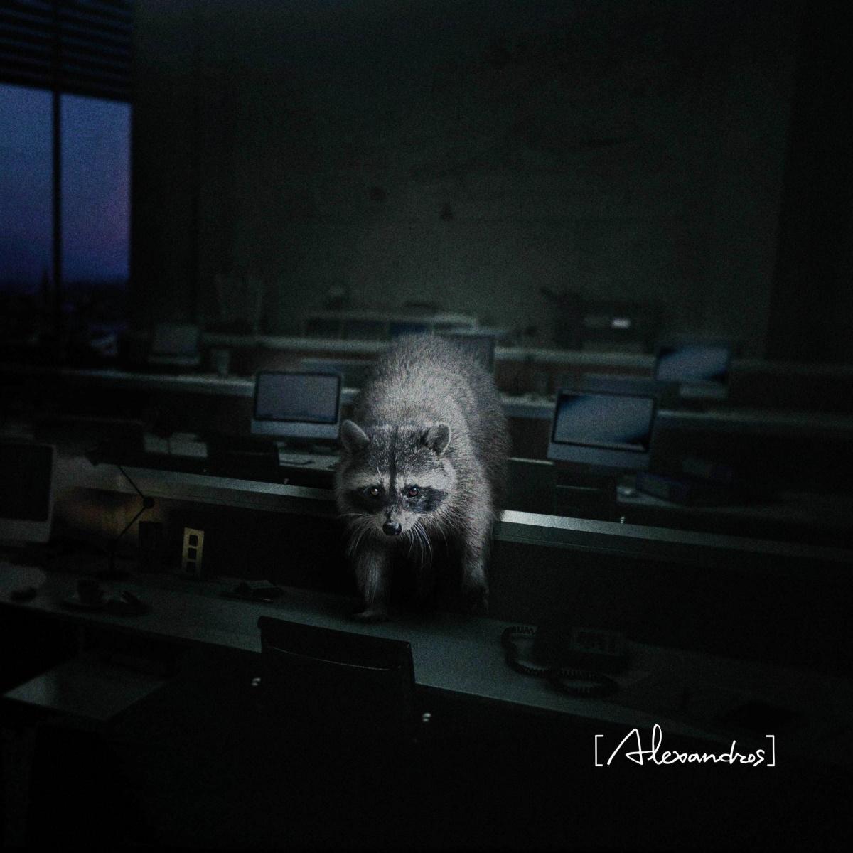 『[Alexandros] - Vague 歌詞』収録の『Beast』ジャケット